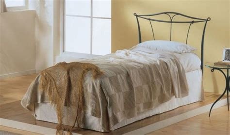 single bed frame without headboard target point bed ibisco single with bed frame without