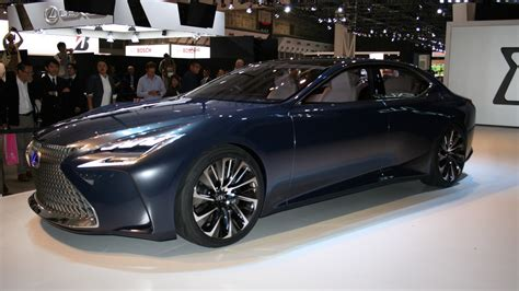 Lexus Ls 2018 by 2018 Lexus Ls To Be Unveiled Early Next Year