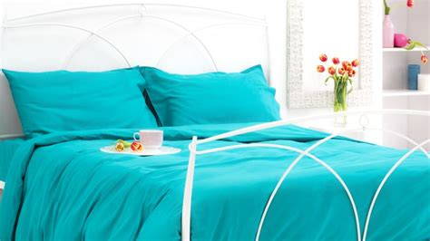 Housse Couette Turquoise by Housse De Couette Turquoise Westwing