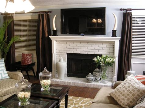 home and garden television design 101 how to build a new fireplace surround and mantel hgtv