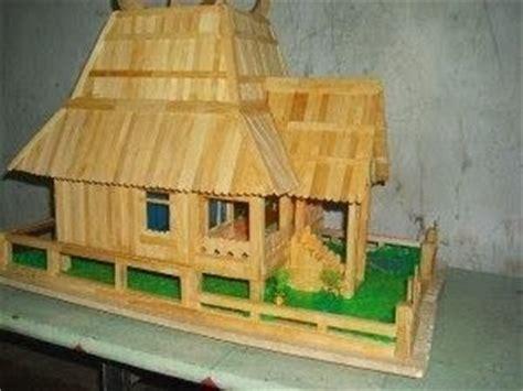 membuat rumah mainan dari barang bekas cara membuat mainan rumah dari stik es krim cara membuat