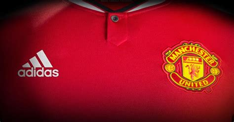 adidas manchester united photo united s new adidas shirt for next season the