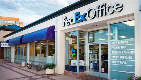 Fed Office by Fedex Office Hazard Center Your Go To San Diego Mall