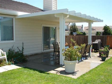 patio covers for small backyards covered patio designs 04 solid patio cover 640x480