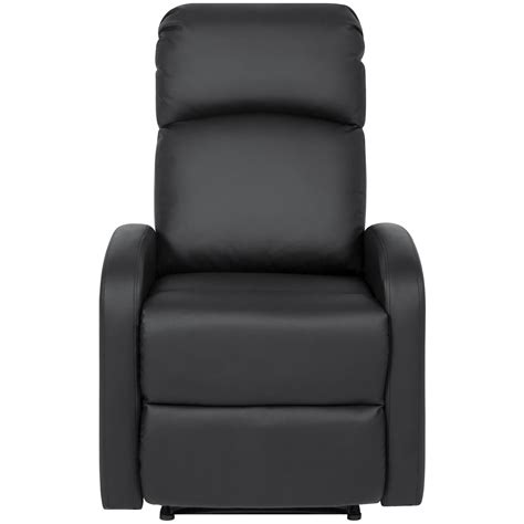 Recliner Chair Theater by Best Choice Products Home Theater Leather Recliner Chair