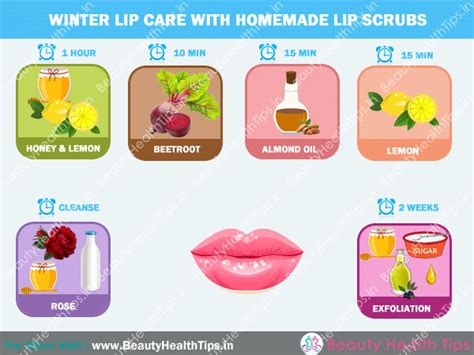top 10 diy cosmetics for winter skin top inspired lip scrubs for this winter