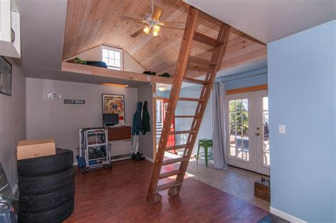 garage converted into a tiny li homes for sale inspired by tiny house trend newsday