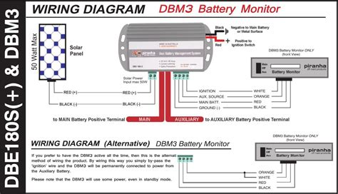 wiring diagram for dual battery system efcaviation