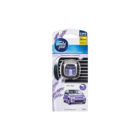 Ambipur Mini Sky ambi pur mini car fragrance lavender comfort yes distribution
