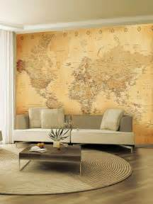 easy wall murals map easy hang wall mural home d 233 cor crafts