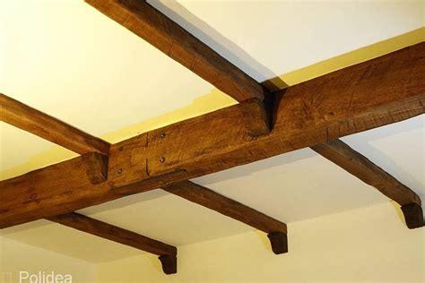 travi di legno per soffitti travi finto legno in polistirolo e poliuretano prezzi