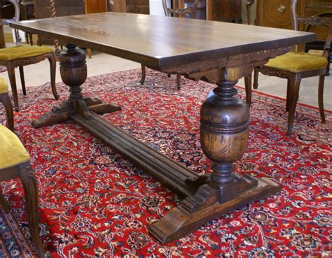 antique library table for sale mint clean solid oak antique library table for