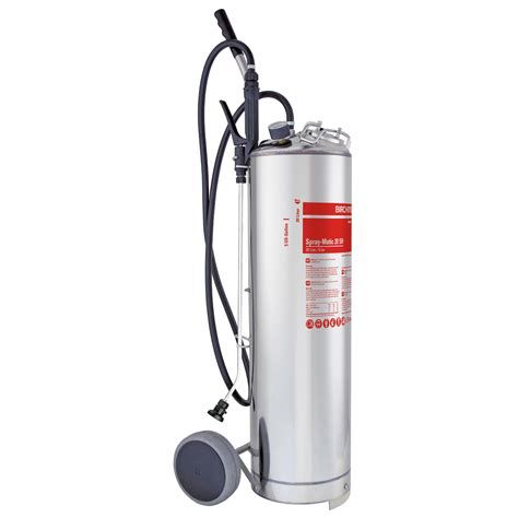 Power Spray Air Dis Matic Pinus stainless steel compression sprayer