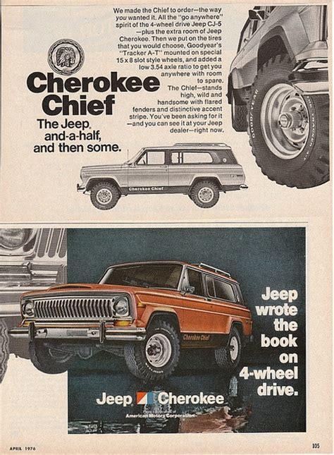 Size Jeep Magazine 1976 Jeep Chief Magazine Ad Size Jeeps