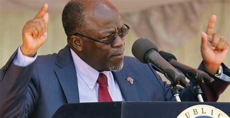 tanzania president magufuli orders probe  pawpaw goat