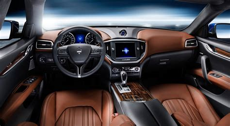new maserati interior 2014 maserati ghibli exotic motor world