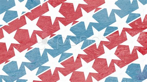 film blue red white red white and blue stars loop textured footage 12426918