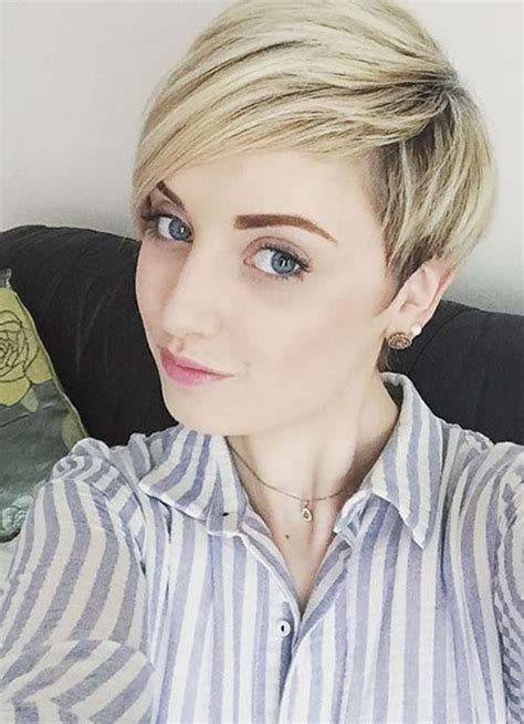 pixie cuts to hide thinning hair front hair 55 short hairstyles for women with thin hair fashionisers