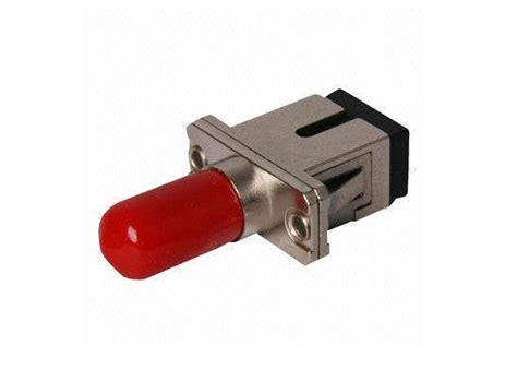 Fiber Optic Adaptor Fc St Sc Lc Simplex sc st hybrid fibre optic adapter simplex duplex fiber