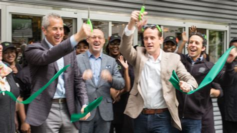 Nick And Shack Up by Shake Shack Is Back Liveblogging The Greatest Opening Of