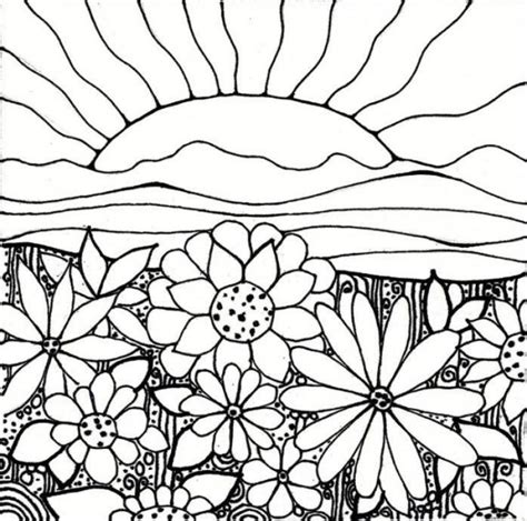 gardening coloring pages to and print for free