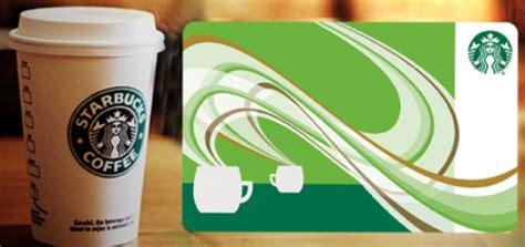 Starbucks Gift Card Advertising - blog paramount pr