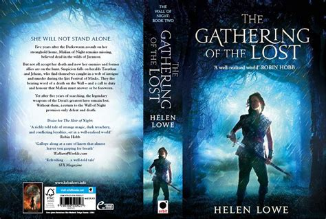 Gathering Of The Lost it s publication day the gathering of the lost touches