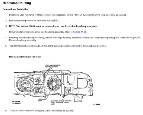 applied petroleum reservoir engineering solution manual 1996 ford windstar lane departure warning remove assembly headlight 2009 ford f350 2006 2009 ford fusion how to replace headlight