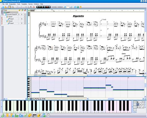 notes software magicscore school sheet writing software