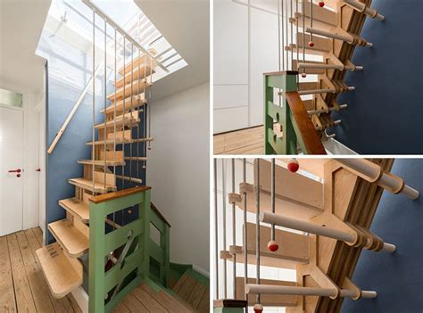 13 stair design ideas for small spaces contemporist 13 stair design ideas for small spaces contemporist