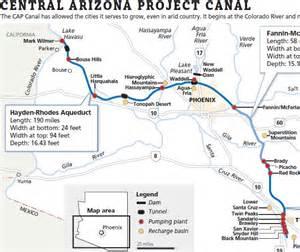 central arizona project map homeless in arizona