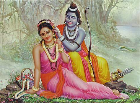 sita ram images lord rama and sita photos