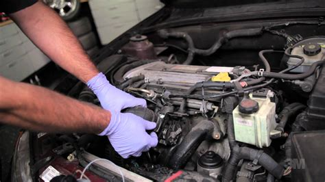 tune up car how to complete a fuel system tune up