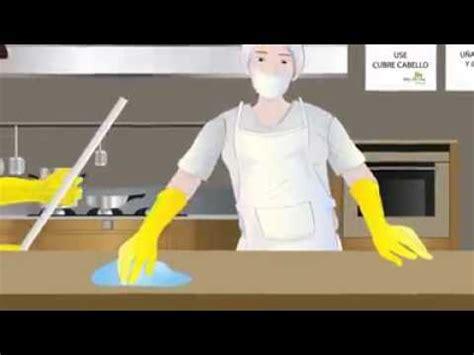 libro la cocina y los seguridad en la cocina youtube