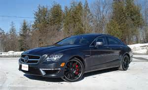 2014 mercedes cls 63 amg s review car reviews