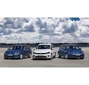 Volkswagen Golf Tse Blue Motion  HD Desktop Wallpapers