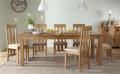 ivory dining table and chairs highbury oak extending dining table with 8 chester chairs