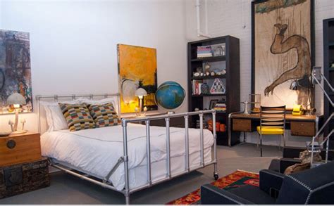 urban bedroom ideas city and indusrtial bed room design concepts house