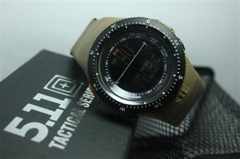 Jam Tangan 5 11 Digital jual jam tangan 5 11 tactical field ops coyote