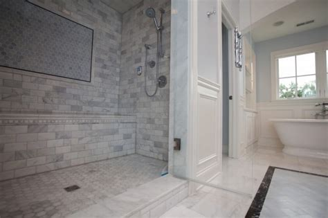 Bathroom Tile Cost - 2017 cost to tile a shower how much to tile a shower