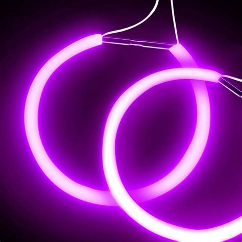 Purple Halo Lights by 370z Oracle Lighting Ccfl Uv Purple Halo Kit For