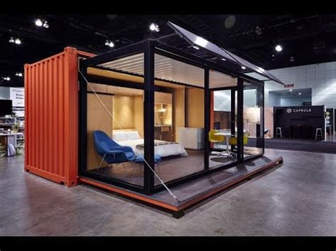inspiring shipping container home interior design