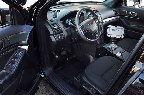 Ford Interceptor Interior by 2016 Ford Interceptor Utility Interior Photo 15