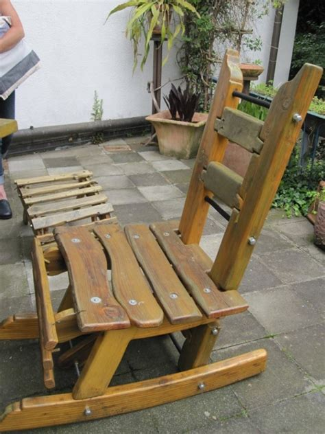 Patio Chairs Made From Pallets Stunning Pallet Made Patio Chairs Pallet Ideas Recycled