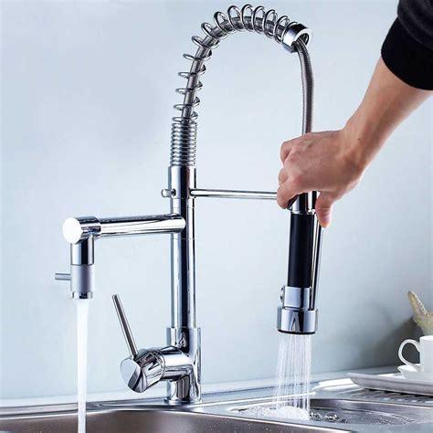 doppio lavello cucina rubinetto lavabo cucina canna alta doppio miscelatore a