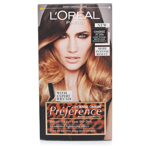 preference wild ombre on short hair l oreal preference wild ombre intense 104 chemist direct