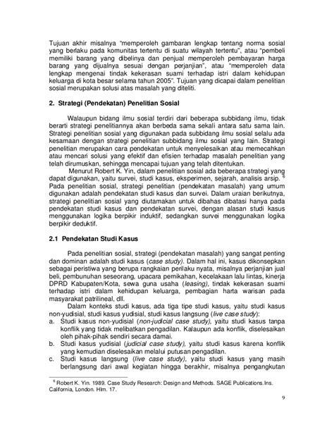 Pengantar Penelitian Hukum Soejono Soekanto filosofi dan metode penelitian sosial