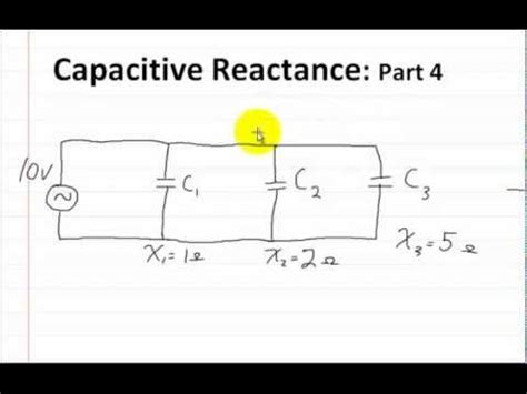capacitive reactance power capacitive reactance in parallel 28 images free reactance calculator program