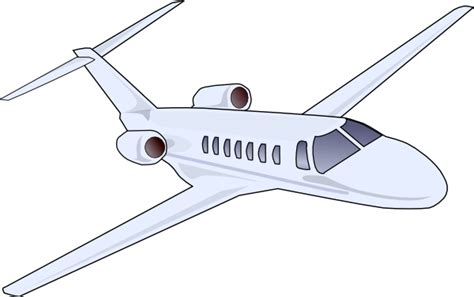 Airplane Clipart Free aircraft clip at clker vector clip royalty free domain