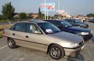Opel Astra 97 Used 1997 Opel Astra Photos 1600cc Gasoline Ff Manual